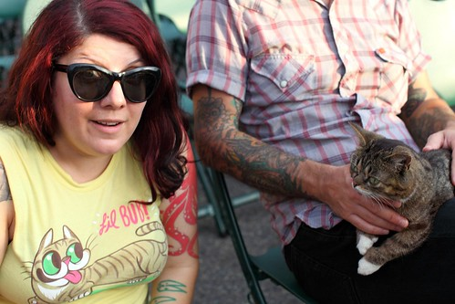 ZOMG I got to hang out with Lil Bub again! | by massdistraction