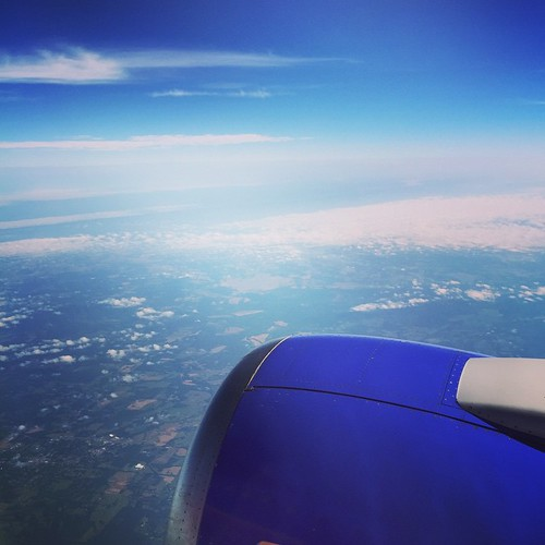 Kansas City, here I come. #latergram | by katolswick