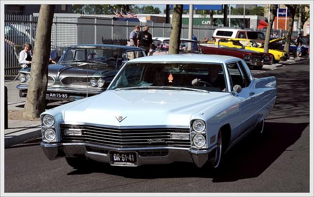 Cadillac Coupe de Ville / 1967