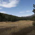 Meadow with Glen Creek