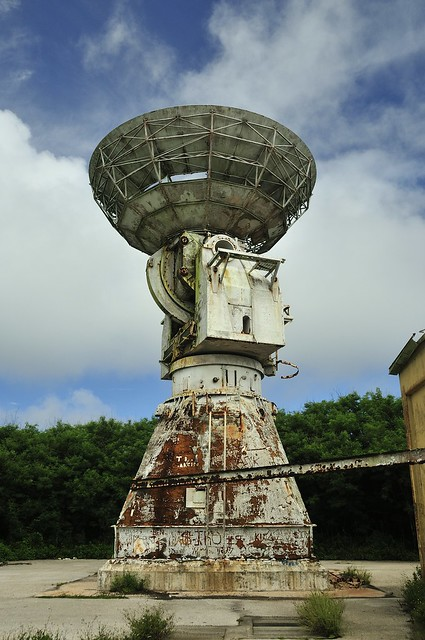 Pacific Barrier Radar (PACBAR III ) on Saipan