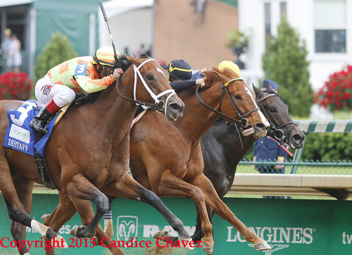 Dame Dorothy and Javier Castellano outduel Judy the Beauty ...