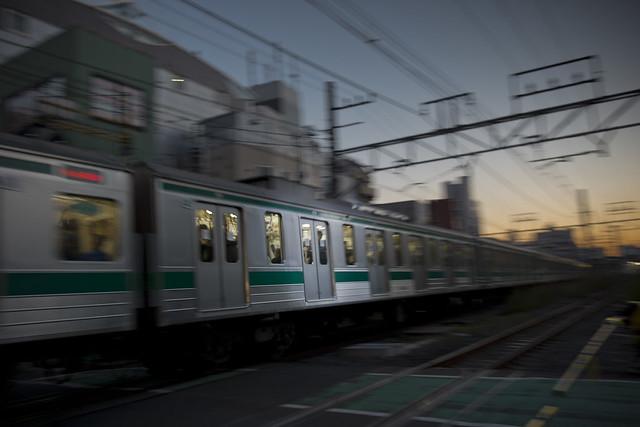 Tokyo Twilight - 板橋界隈