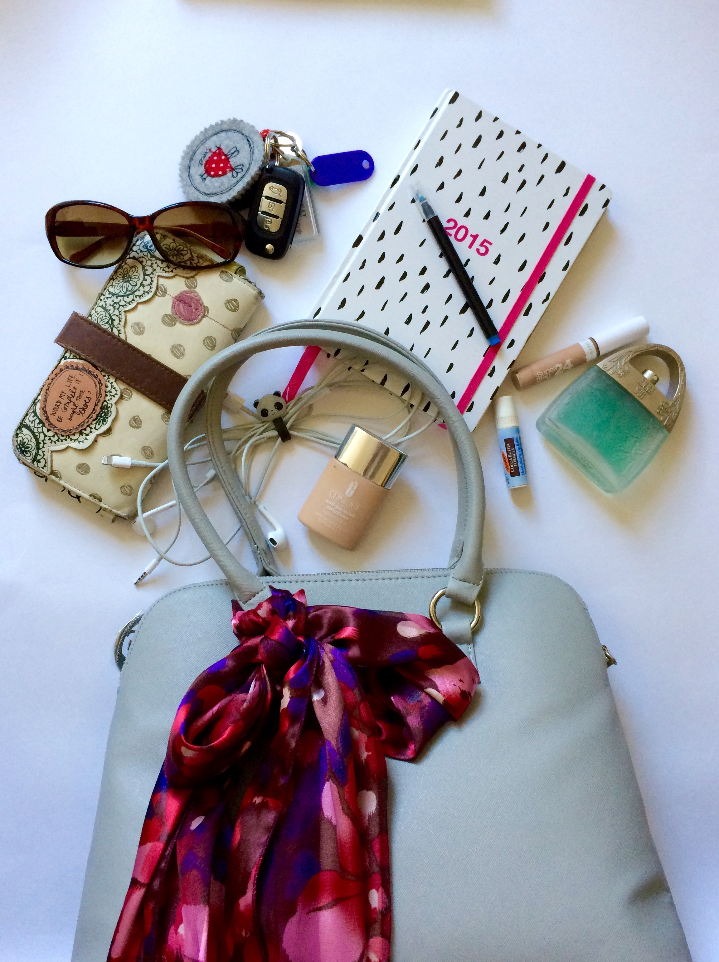 #BEDM Day 22: What's in my bag?