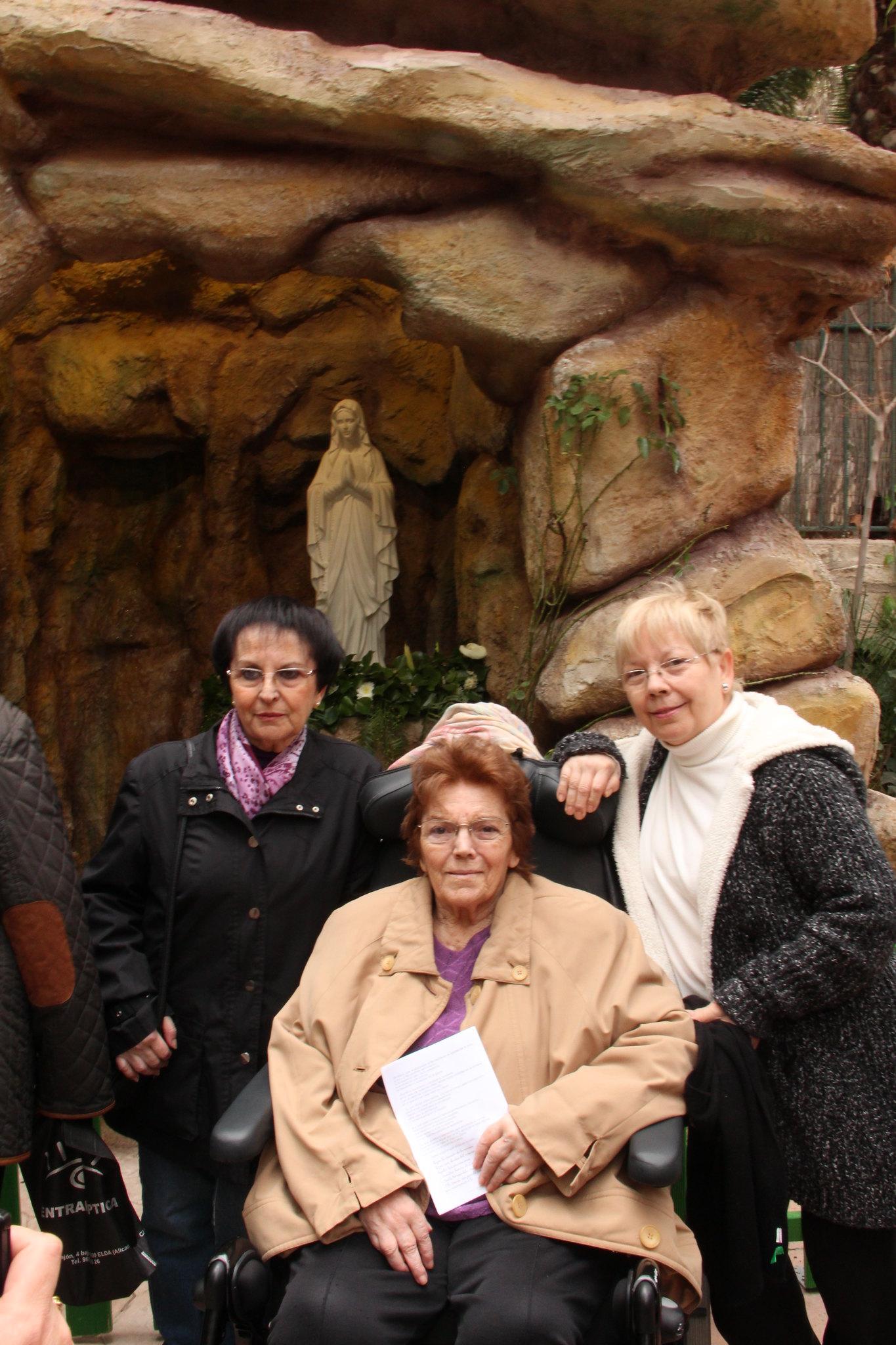(2016-02-13) - Inauguración Virgen De Lourdes, La Molineta - Archivo La Molineta (107)
