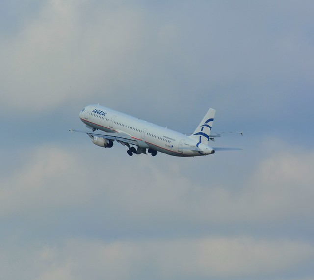 SX-DVP - Airbus A321-232