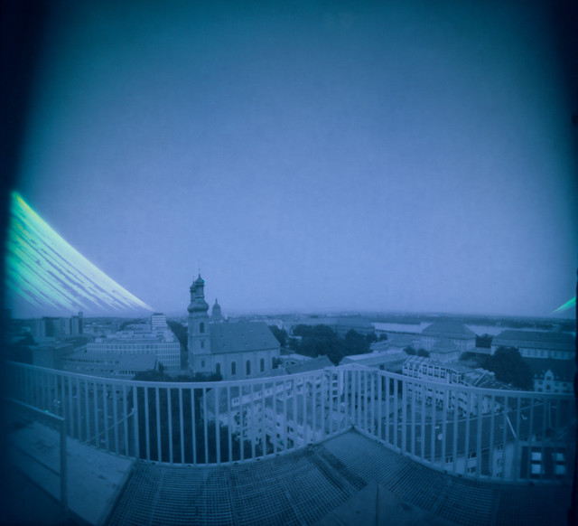 The Northern Side - Solargraphy (Q01)