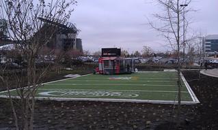 Xfinity Live Small Football Field | by Cavalier92