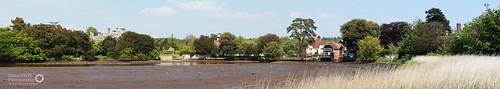 Beaulieu River Panorama | by Hexagoneye Photography