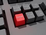 Delete Key | by One Way Stock