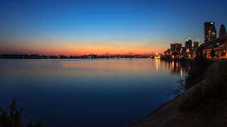 Louisville Riverbank | by Shannon Tompkins