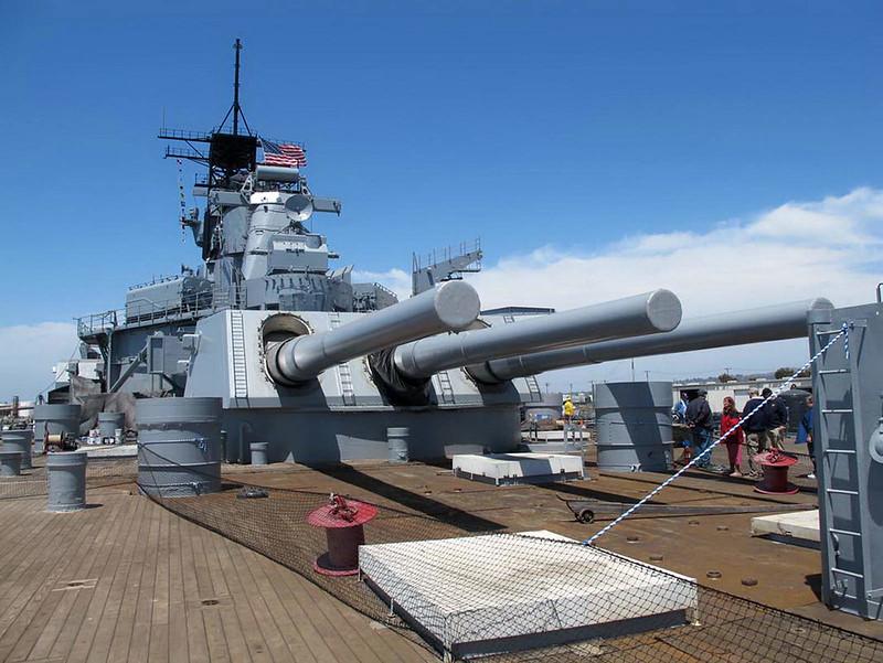 Die USS Iowa (7)
