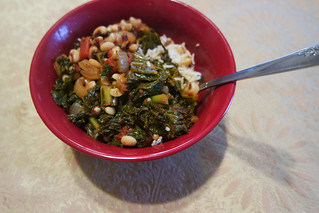 Nigerian Black-Eyed Peas & Greens | by rachelakelso