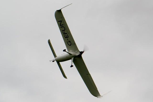 G-EFUN LAA Airshow Old Warden 15 June 2014