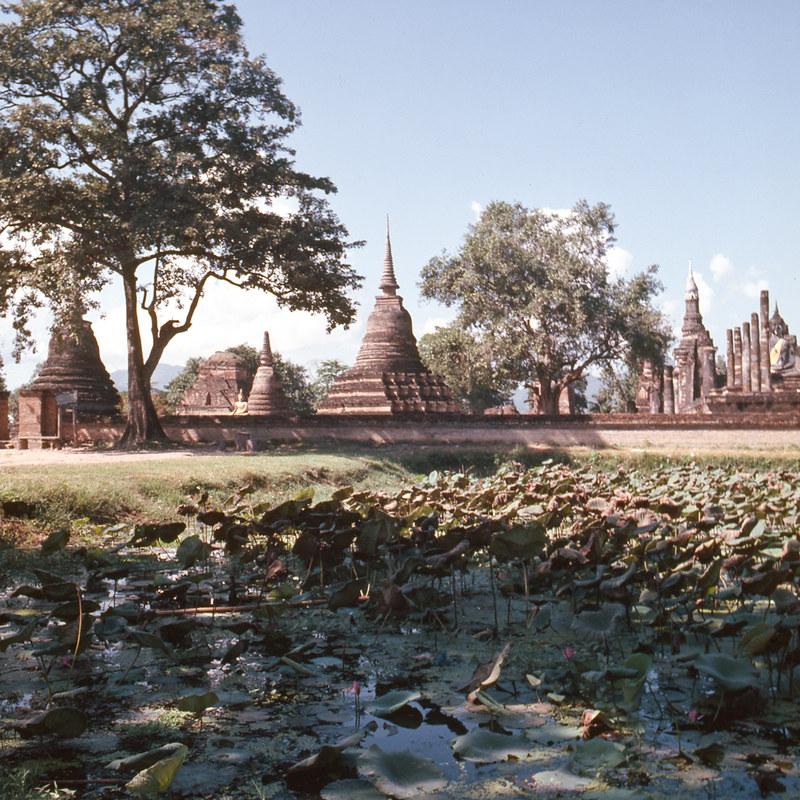 Sukhothai, Thailand - 1978