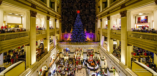 Macy's Holiday Display | by Bill Adams