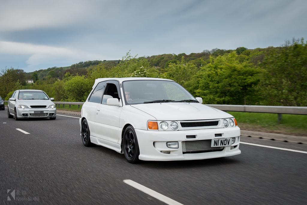 By Photo Congress || Starlet Turbo Ep82