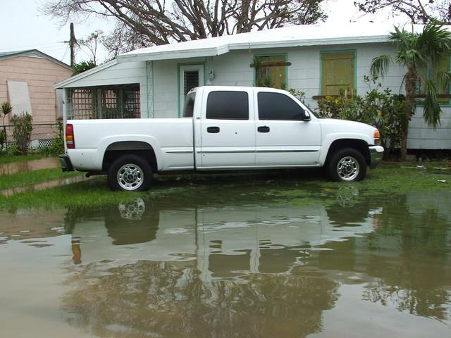 Hurricane Wilma. Key West