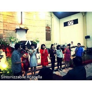 acapella #sintonizzabile #vocalgroup #vocal #live #praise