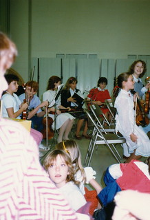 Indiana   -   Terre Haute    -   Dixie Bee Elementary School    -   Jessica    -    Violin Concert    -    April 1985
