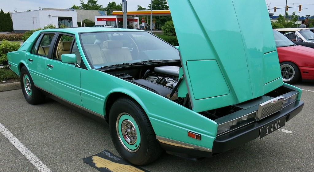 1982 Aston Martin Lagonda Custom Cab Flickr