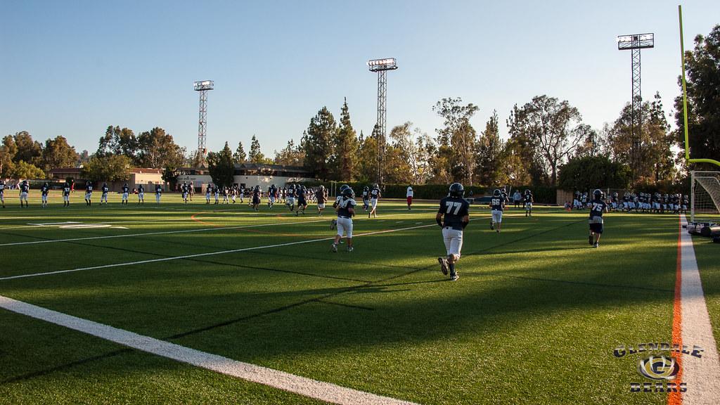 2013 Gremlin Semi-final Game | Hacienda Heights vs ... |Glendale Bears 2013