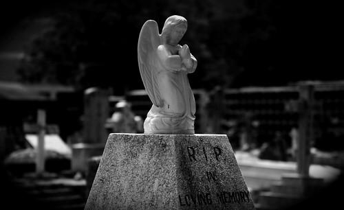 Christian Cemetery, Ipoh, Perak, Malaysia Ver B&W | by Kah Wai Sin