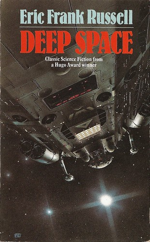 Eric Frank Russell - Deep Space (Mandarin 1989)