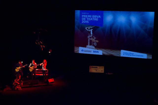 Premi BBVA de Teatre 2015