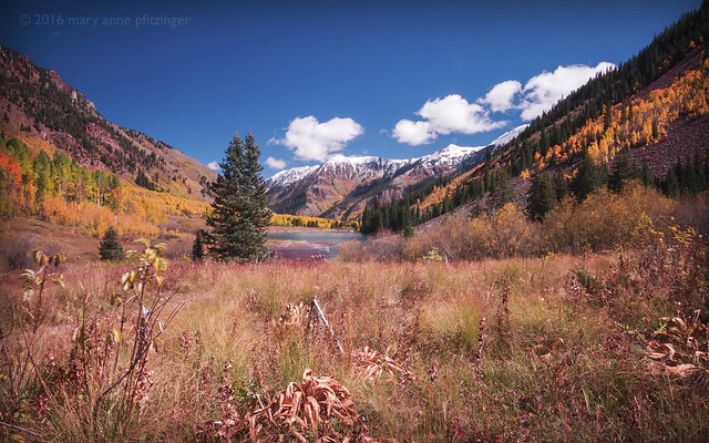 Maroon Lake Basin