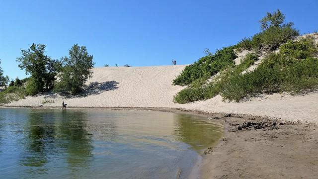 Le West Lake et Les Dunes. 2016-08-08 10:24.32