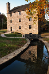 The Gristmill in Autumn