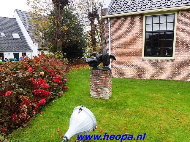 2016-11-09  Gooimeer tocht   25 KM   (24)