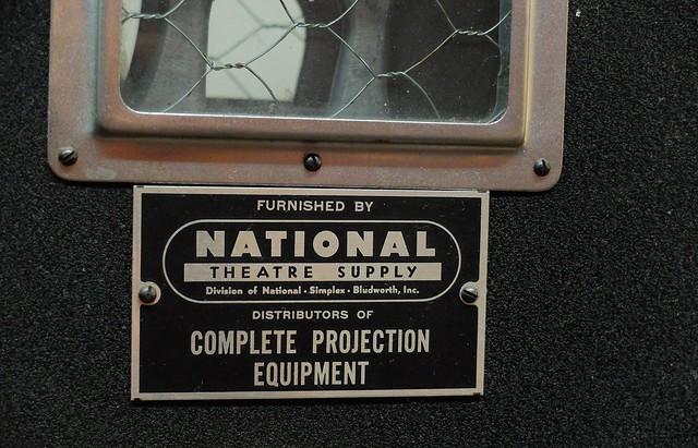 1939-45 Peerless Movie Theater Projector