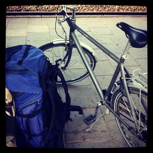 Packed and ready to go #rf13 #onsdag | by Simon Fredslund