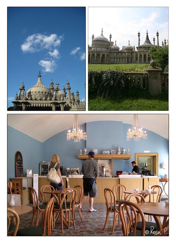 UK - Brighton Royal Pavilion