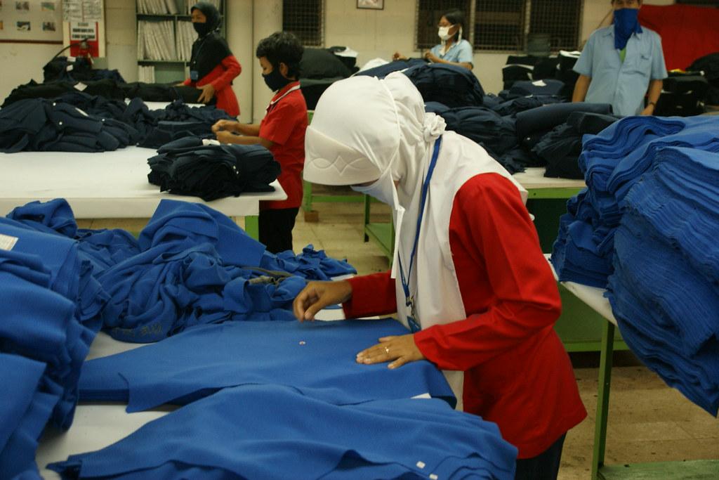 PT Kukdong International, a garment factory in Indonesia