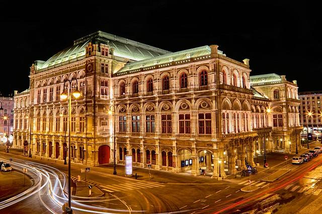 Vienna Opera & Lights