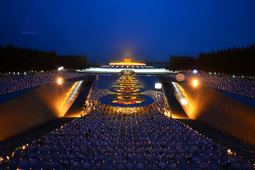96 Years of Dhammakaya Knowledge (2013) The Dhammakaya Master Day, 19 September 2556 BE | by Dhammakaya Foundation