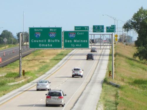 interchange clearview i680 bgs i29 pottawattamiecounty countyroadg12