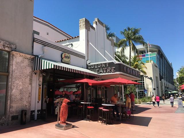 Art Deco Colony Theater