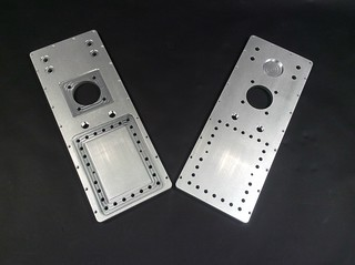 Aluminum mounting plate | by diversatechmanufacturing
