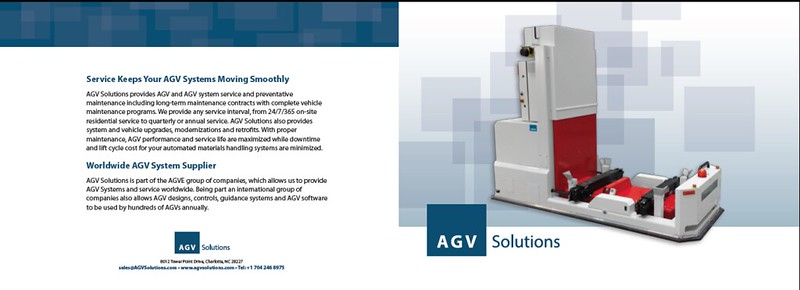 Brochure / AGV Solutions