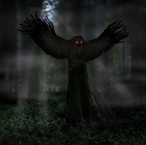 mothman theory