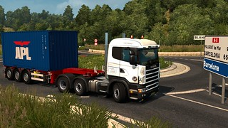 Scania 164 L Hounddog Transport | by robhounddog
