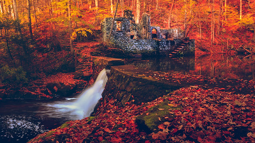 autumn patriotspath landscape northamerica woods blackriver newjersey morriscounty stairs abandoned 10kplus hiking chestertownship unitedstates raritanriver kayscottage blackrivercountypark 10k cottage fall lamingtonriver park river ruins trail usa chester us