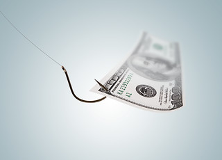 Money on a Hook   by Tax Credits