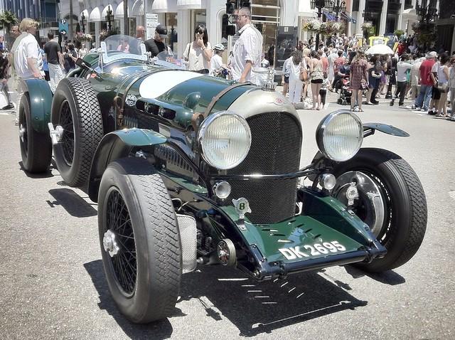 Bentley 1924 3/8 Litre