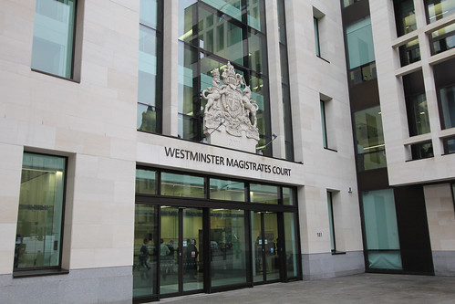 Westminster Magistrates' Court opening - the building | by ministryofjusticeuk