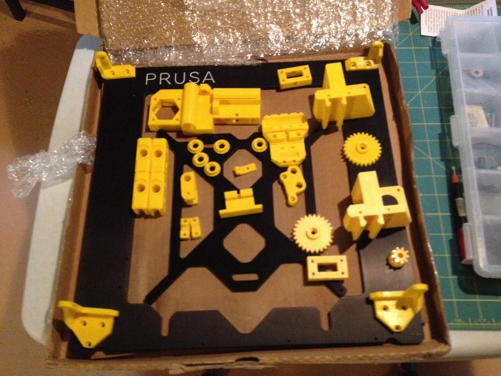 Image Result For Build Original Prusa